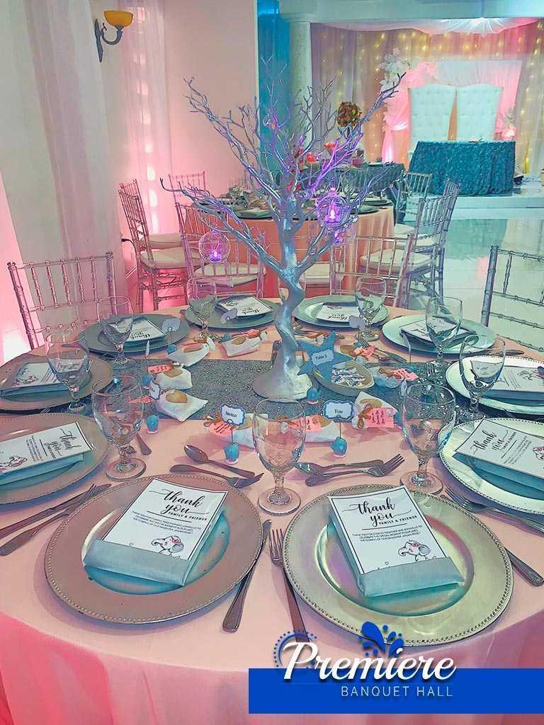 Baby Shower Premiere Banquet Hall In Miami